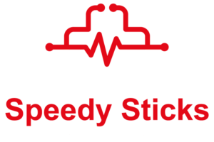 speedy sticks footer logo